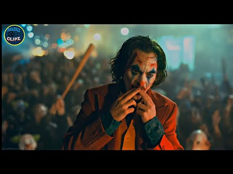 "Call Me Joker ""Blood Smile"" Scene 