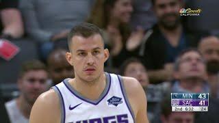 2nd Quarter, One Box Video: Sacramento Kings vs. Minnesota Timberwolves