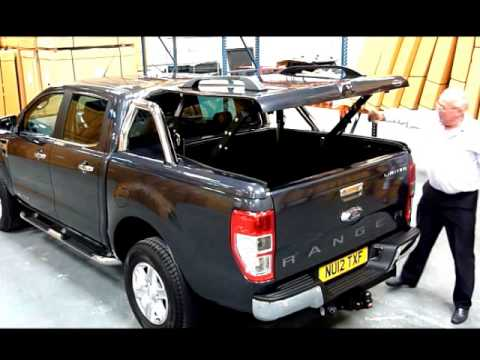 2016 Ford Ranger Pickup Accessories Youtube