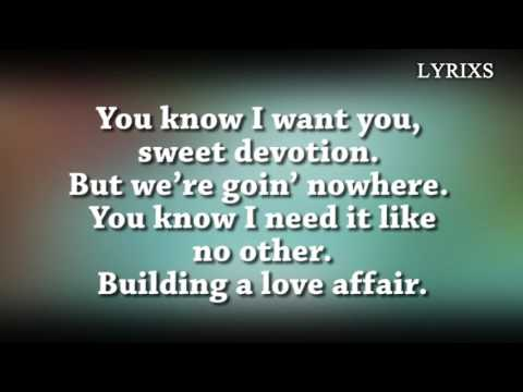 EDX - High On You (Lyrics)