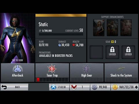 how to buy characters in injustice 2 ios