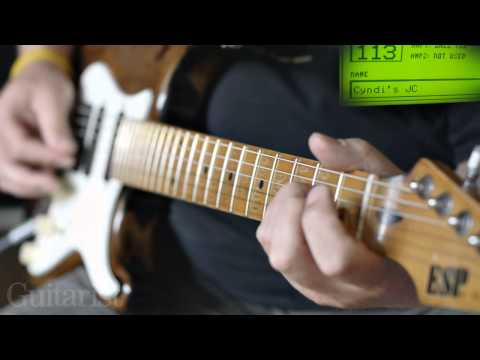 Fractal Audio Axe-FX II demo