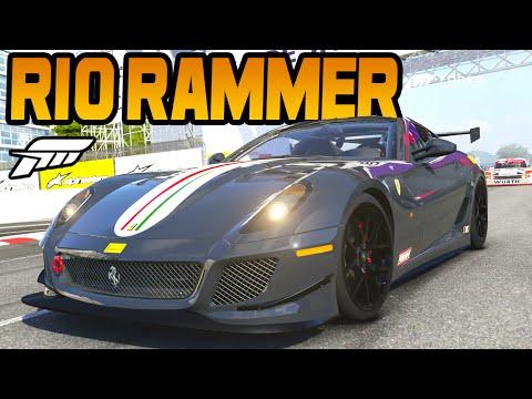 Forza 6 RIO. RAMMER. REVENGE