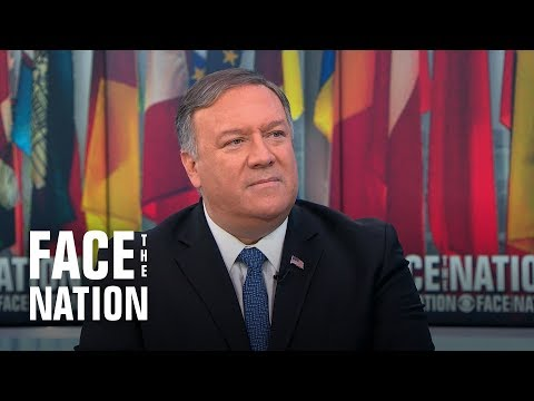Pompeo: Trump doesn\'t war with Iran but will \