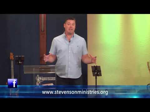 Pastor Brad Sullivan
