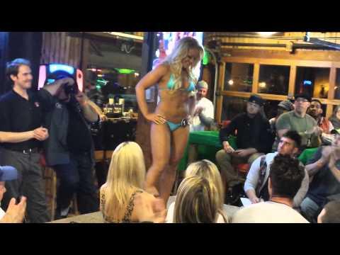 Hooters Bikini Contest 2014