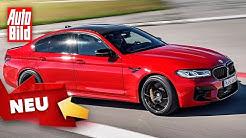 BMW M5 Facelift (2020): Vorstellung - Limousine - Motor - Marktstart - Info