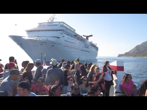 Cruise to Ensenada, Mexico & Catalina Island on Carnival Ins