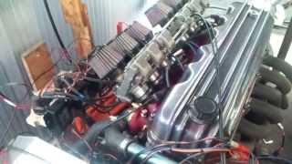 l型クロスフローエンジン 同時点火① fcrキャブ s30 240z レストア diy 自作 流用 旧車 rb30 rb20e
