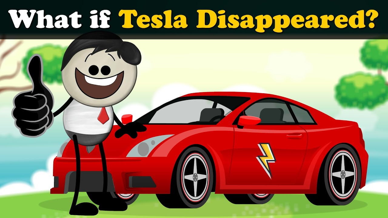 What if Tesla Disappeared? + more videos | #aumsum #kids #science #education #whatif