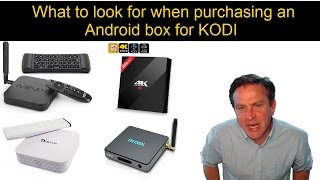 How I buy a Kodi box - 4 product shootout