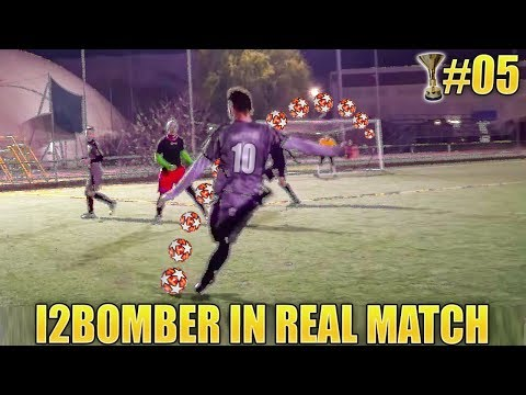 FC i2bomber VS Sc ARSENAL - 2 GOAL 2 ASSIST di ZAPINHO #5