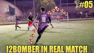 I2BOMBER IN REALMATCH - 2 GOAL 2 ASSIST di ZAPINHO #5