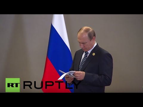 Turkey: Putin and Cameron agree to join forces against terrorism