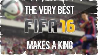 The Very Best feat. Jutty Taylor - Makes A King (FIFA 16 Soundtrack)