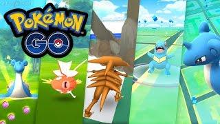 Mit Lapras & Karnimani das Wasserfestival beenden | Pokémon GO Deutsch #251