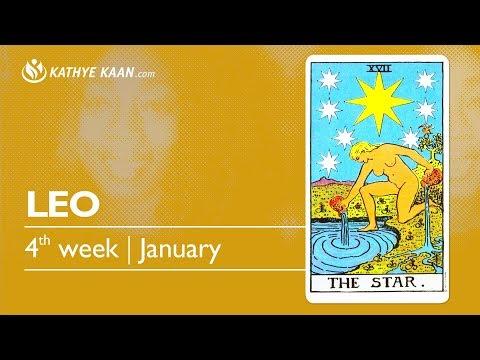 leo weekly 27 to 2 tarot january 2020
