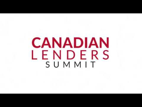 Michael King speaks at the Canadian Lenders Association (CLA) Summit