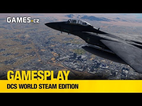 Čtenář Strikes Back - DCS World Steam Edition