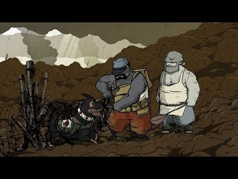 VALIANT HEARTS: THE GREAT WAR #1