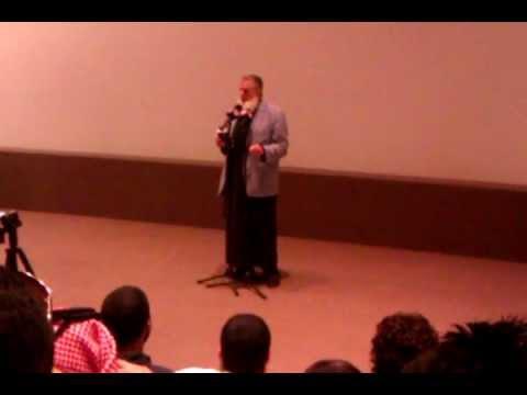 Yusuf Estes - Lecture at Qatar Foundation's Education city - 26 Jan 2012