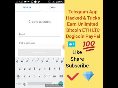 How to hack telegram app earn unlimited bitcoin referrals hacked how to hack telegram app earn unlimited bitcoin referrals hacked tricks all bots tricks online ccuart Images