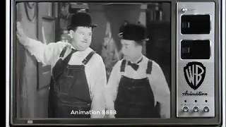 Laurel and Hardy _ إبتسم فأنت تشاهد