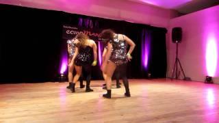 Mt Elle (salsa Divas) At The Mango Madness Night On December 3rd 2011
