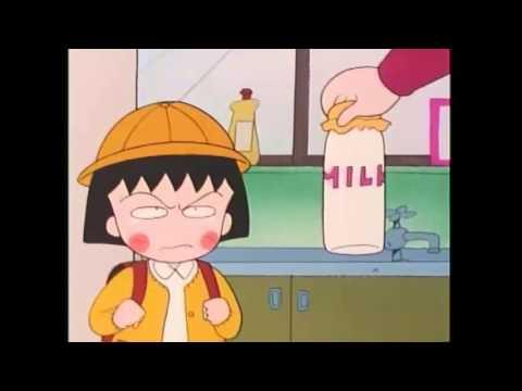 كرتون ماروكو الصغيرة الحلقة 1