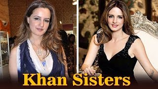 The Khan Sisters - Laila Khan & Sussanne Khan