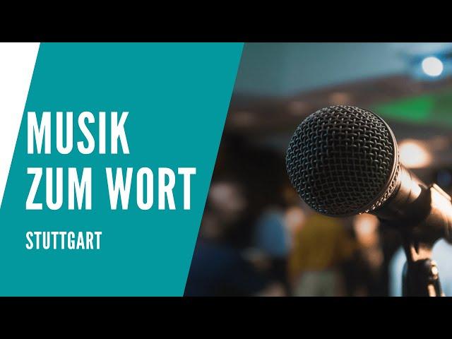 Musik zum Wort: Lobpreis für YEHOSCHUA - Stuttgart
