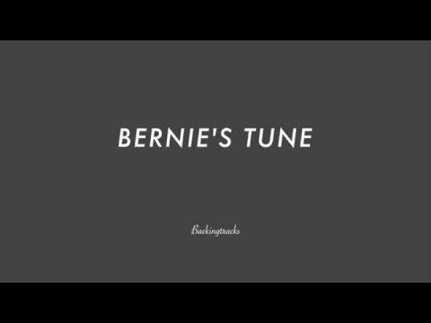 BERNIE'S TUNE chord progression - Backing Track (no piano)