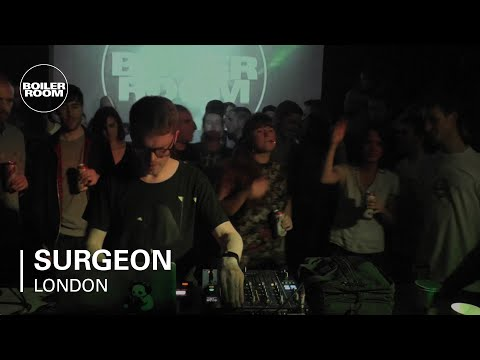 Surgeon Boiler Room London DJ Set
