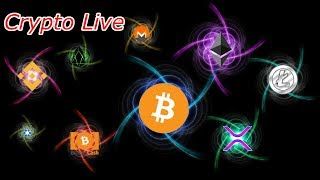 Bitcoin Live : Third Stream of the Day. Ded. Episode 710 - Cryptocurrency Technical Analysis