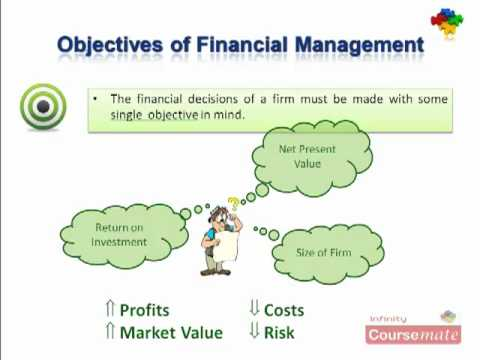 Ch 1 Introduction to Financial Management By CA K S Jolly