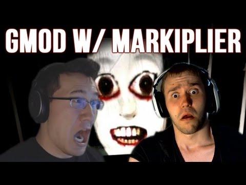 GMod Horror Map W/ Markiplier | DEATHHOUSE