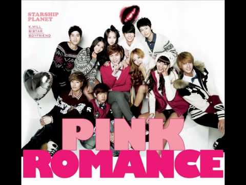 [MP3/MP4 Download] Starship Planet - Pink Romance