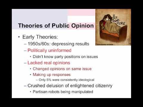 public opinion part 1