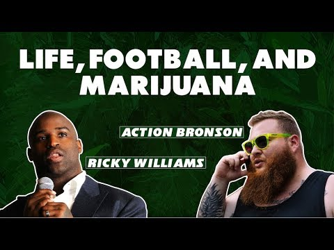 Life, Football, and Marijuana: A Conversation with Ricky Williams and Action Bronson   The Ringer