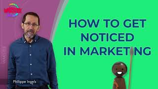WAKSTER - How to get noticed in Marketing