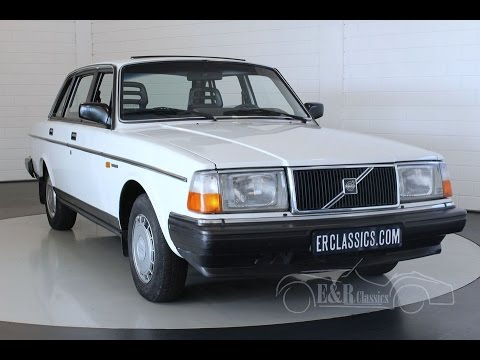 Volvo 240 GL sedan 1988 - VIDEO - www.ERclics.com - YouTube