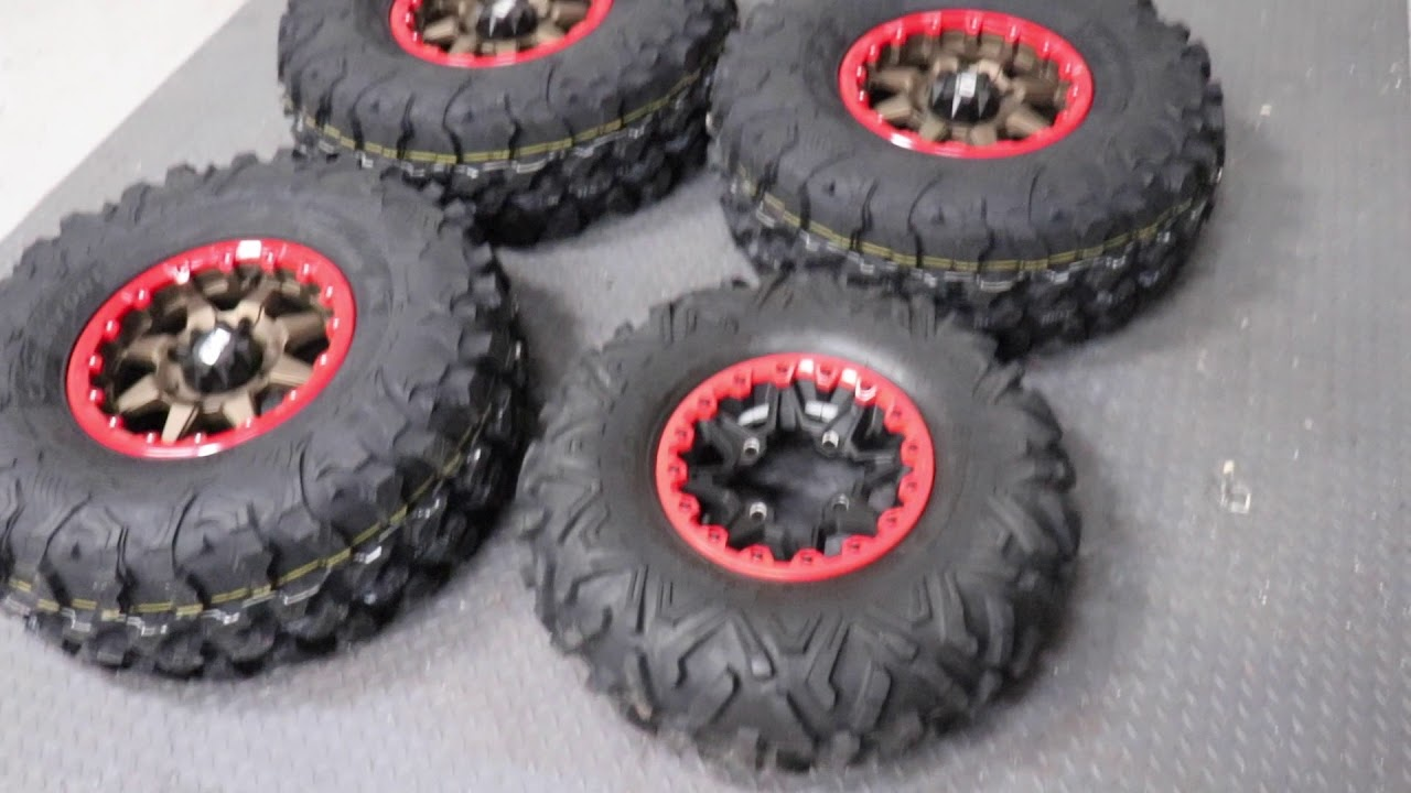 Tire For Less >> maxxis carnivore in depth review - YouTube