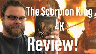 The Scorpion King Wiki - Woxy