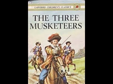 The Three Musketeers Ladybird Childrens Classics