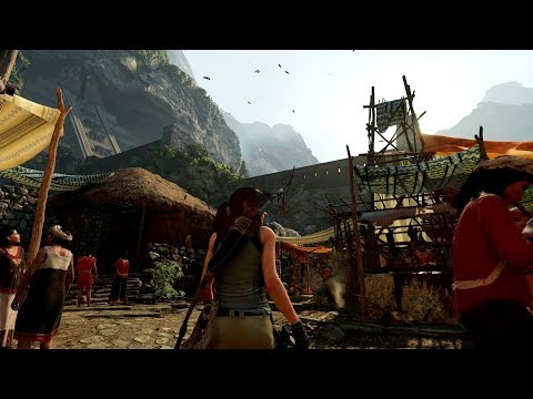 Shadow of the Tomb Raider - Welcome to Paititi: Walkthrough Video [ESRB]