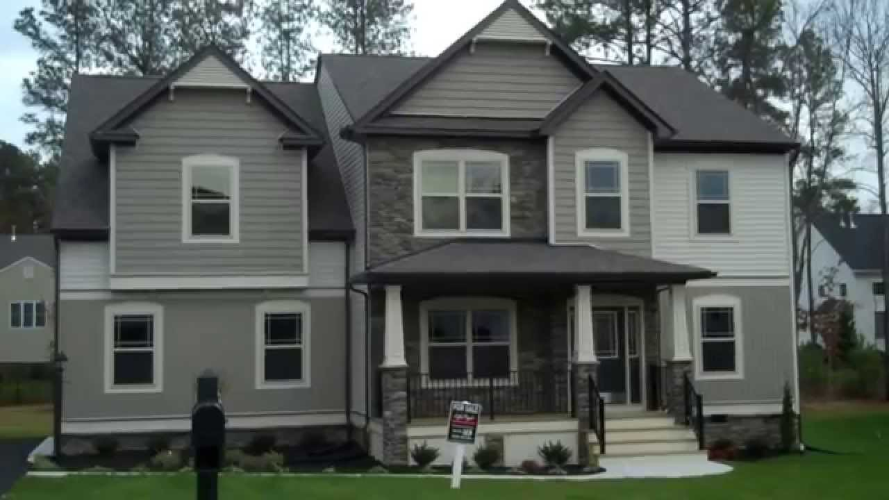 custom elliot in elm crest lifestyle home builders youtube