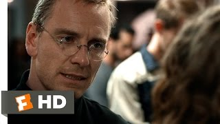 Gambar cover Steve Jobs (10/10) Movie CLIP - Lisa Was Named After You (2015) HD