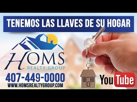 HOMS REALTY TV PRONTO ORLANDO HOUSE
