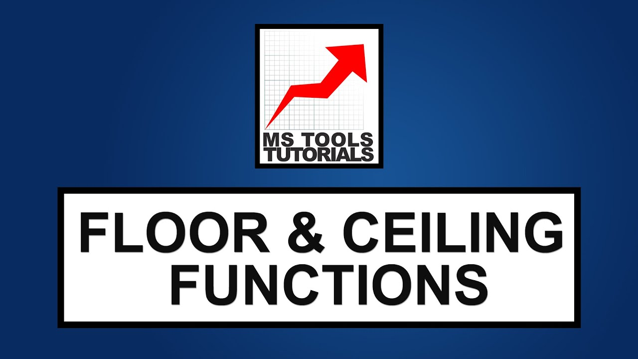 Excel tutorial for beginners understanding floor for Floor function