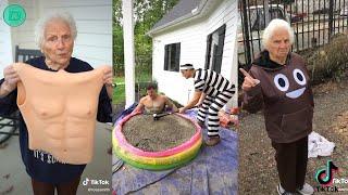 Ross Smith Grandma TikTok Videos 2020   Best Ross Smith Grandma Funny Videos 2020